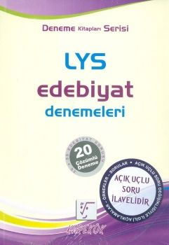 Karekök LYS Edebiyat 20 Çözümlü Deneme Açık Uçlu Soru İlavelidir