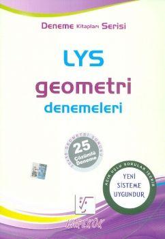 Karekök LYS Geometri 25 Çözümlü Deneme Açık Uçlu Sorular İçerir