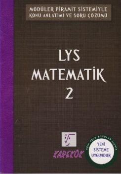 Karekök LYS Matematik 2 Konu Anlatımı ve Soru Çözümü Modüler Set