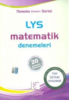 Karekök LYS Matematik 20 Çözümlü Deneme Açık Uçlu Sorular İçerir