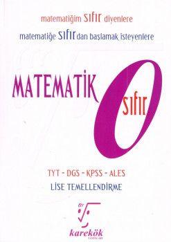 Karekök Matematik -0- sıfır