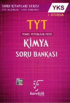Karekök Yayıncılık TYT Kimya Soru Bankası