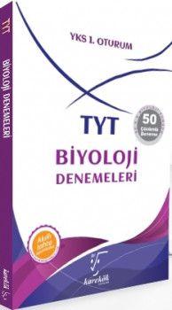 Karekök Yayınları TYT Biyoloji Denemeleri