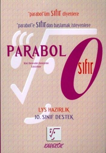 Karekök Yayınları Parabol 0