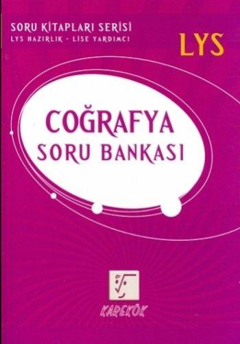 Karekök Yayınları LYS Coğrafya Soru Bankası