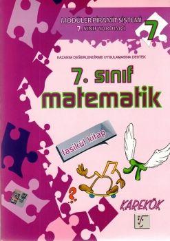 Karekök Yayınları 7. Sınıf Matematik Konu Anlatımlı Fasikül