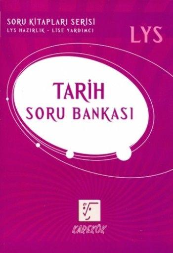 Karekök Yayınları LYS Tarih Soru Bankası