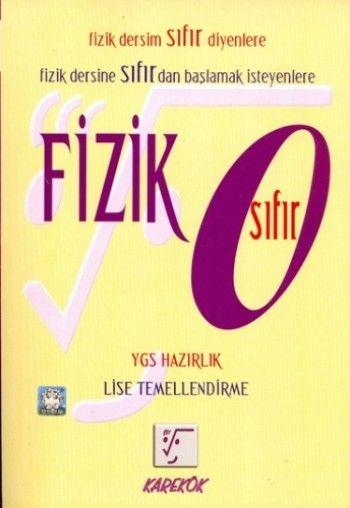 Karekök Yayınları YGS Fizik 0