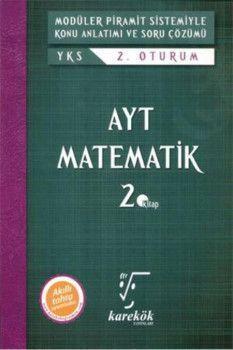 Karekök Yayınları AYT Matematik MPS 2. Kitap
