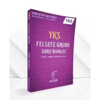 Karekök Yayınları YKS Felsefe Grubu Soru Bankası