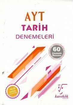 Karekök Yayınları AYT Tarih 60lı Deneme