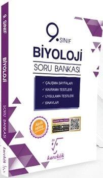 Karekök Yayınları 9. Sınıf Biyoloji Soru Bankası
