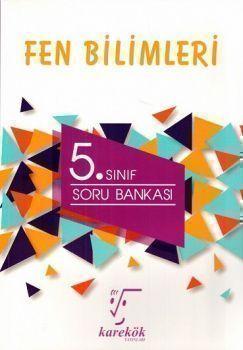 Karekök Yayınları 5. Sınıf Fen Bilimleri Soru Bankası