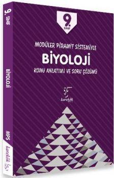 Karekök Yayınları 9. Sınıf Biyoloji Konu Anlatımı ve Soru Çözümü