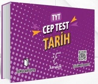 Karekök Yayınları TYT Tarih Cep Test