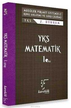 Karekök Yayınları AYT Matematik 1. Kitap