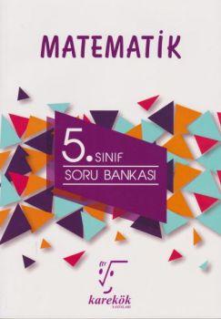 Karekök Yayınları 5. Sınıf Matematik Soru Bankası