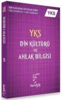 Karekök Yayınları YKS 2. Oturum Din Kültürü ve Ahlak Bilgisi Konu Anlatımlı