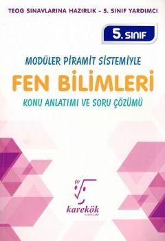 Karekök Yayınları 5. Sınıf Fen Bilimleri Konu Anlatımı ve Soru Çözümü