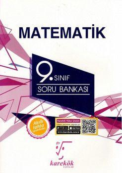 Karekök Yayınları 9. Sınıf Matematik Soru Bankası
