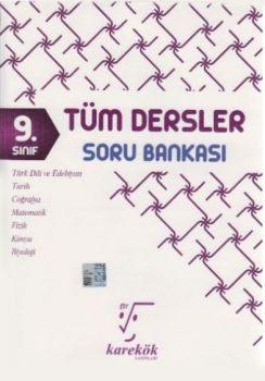 Karekök Yayınları 9. Sınıf Tüm Dersler Soru Bankası