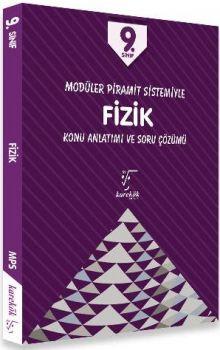 Karekök Yayınları 9. Sınıf Fizik Modüler Piramit Sistemiyle Konu Anlatımı ve Soru Çözümü