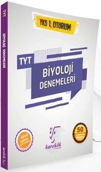 Karekök Yayınları TYT Biyoloji 50 Çözümlü Deneme
