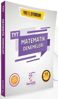 Karekök Yayınları TYT Matematik 15 Çözümlü Deneme