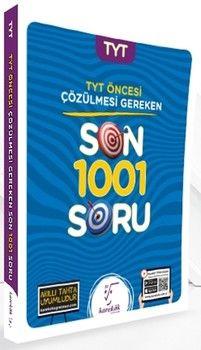 Karekök Yayınları TYT den Önce Çözülmesi Gereken Son 1001 Soru