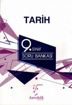 Karekök Yayınları 9. Sınıf Tarih Soru Bankası