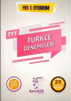 Karekök Yayınları TYT Türkçe 20 li Denemeleri