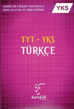 Karekök Yayınları YKS 1. Oturum TYT Türkçe Konu Anlatımlı