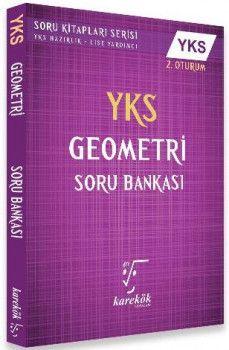 Karekök Yayınları YKS 2. Oturum Geometri Soru Bankası