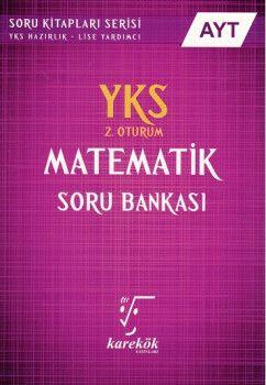 Karekök Yayınları YKS 2. Oturum AYT Matematik Soru Bankası