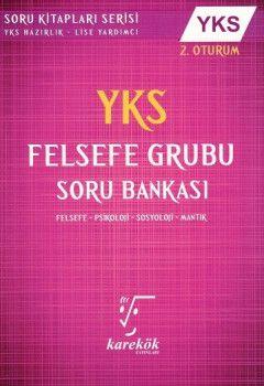 Karekök Yayınları YKS 2. Oturum Felsefe Soru Bankası