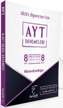 Karekök Yayınları AYT Sözel Özel 8 li Paket Deneme