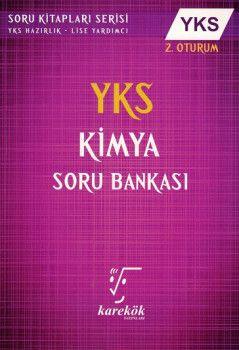 Karekök Yayınları YKS 2. Oturum Kimya Soru Bankası
