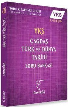 Karekök Yayınları YKS 2. Oturum Çağdaş Türk ve Dünya Tarihi Soru Bankası