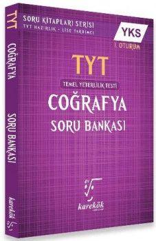 Karekök Yayınları YKS 1. Oturum TYT Coğrafya Soru Bankası