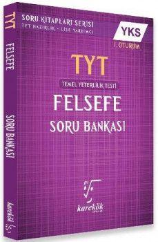 Karekök Yayınları YKS 1. Oturum TYT Felsefe Soru Bankası