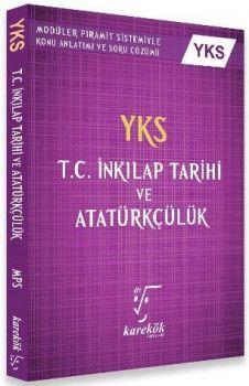 Karekök Yayınları YKS MPS T.C. İnkılap Tarihi ve Atatürkçülük Konu Anlatımlı Soru Bankası