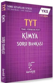 Karekök Yayınları YKS 1. Oturum TYT Kimya Soru Bankası