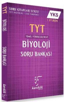 Karekök Yayınları YKS 1. Oturum TYT Biyoloji Soru Bankası