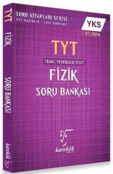 Karekök Yayınları YKS 1. Oturum TYT Fizik Soru Bankası