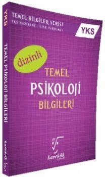 Karekök Yayınları YKS Temel Psikoloji Bilgileri