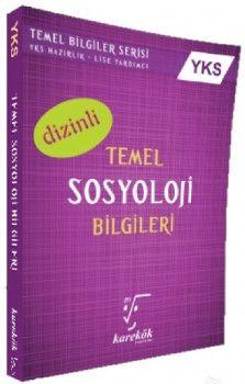 Karekök Yayınları YKS Temel Sosyoloji Bilgileri