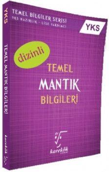 Karekök Yayınları YKS Temel Mantık Bilgileri