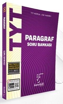 Karekök Yayınları TYT Paragraf Güncel Soru Bankası