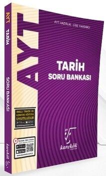 Karekök Yayınları AYT Tarih Güncel Soru Bankası