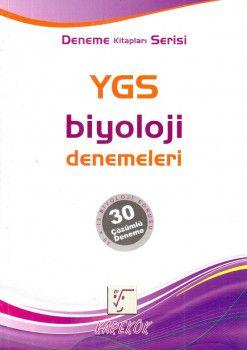 Karekök Yayınları YGS Biyoloji 30 Çözümlü Deneme